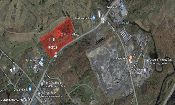 Commercial for Sale at 2551 Milford Rd East Stroudsburg, Pennsylvania 18301 United States