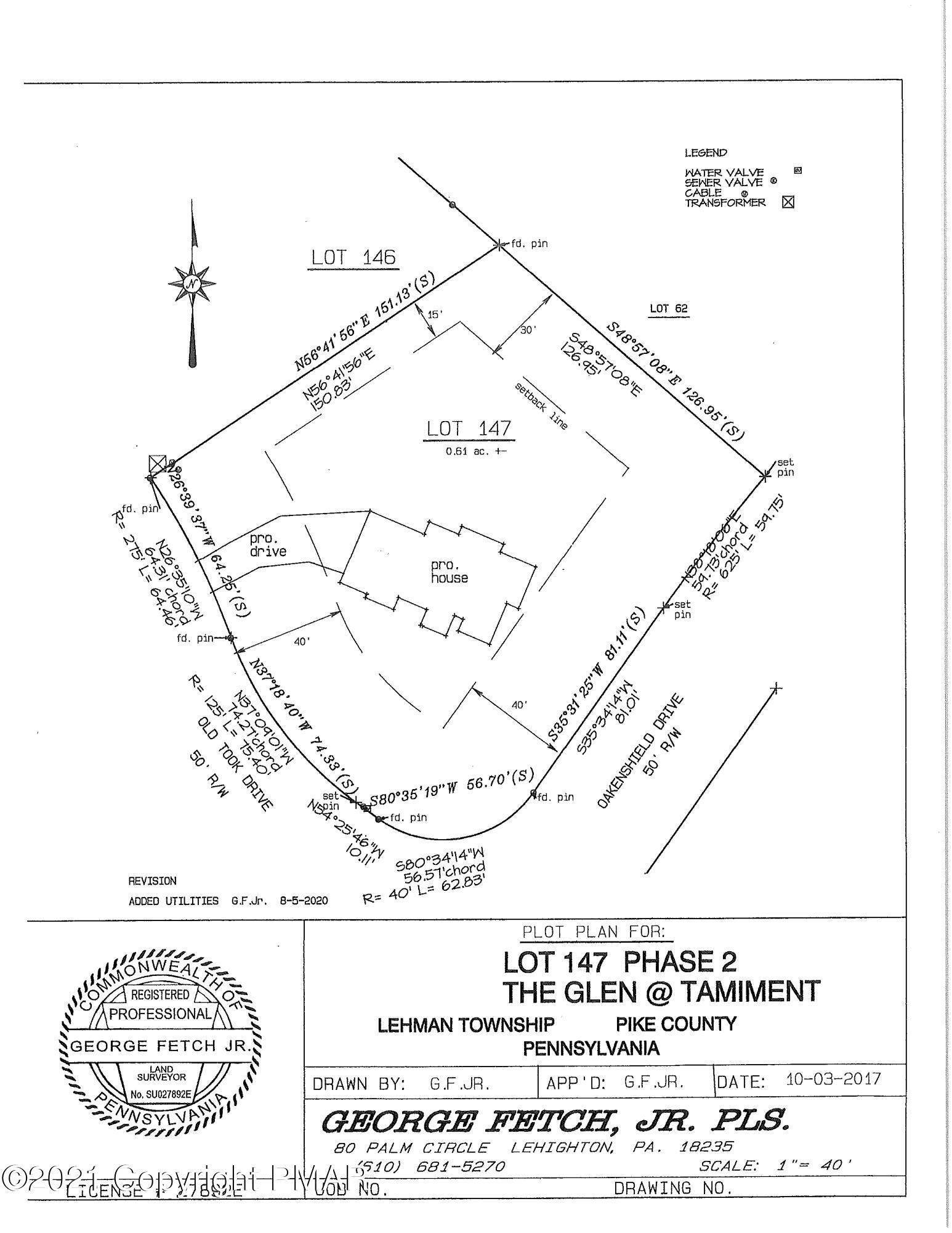 Land for Sale at 147 Old Took Dr Tamiment, Pennsylvania 18324 United States