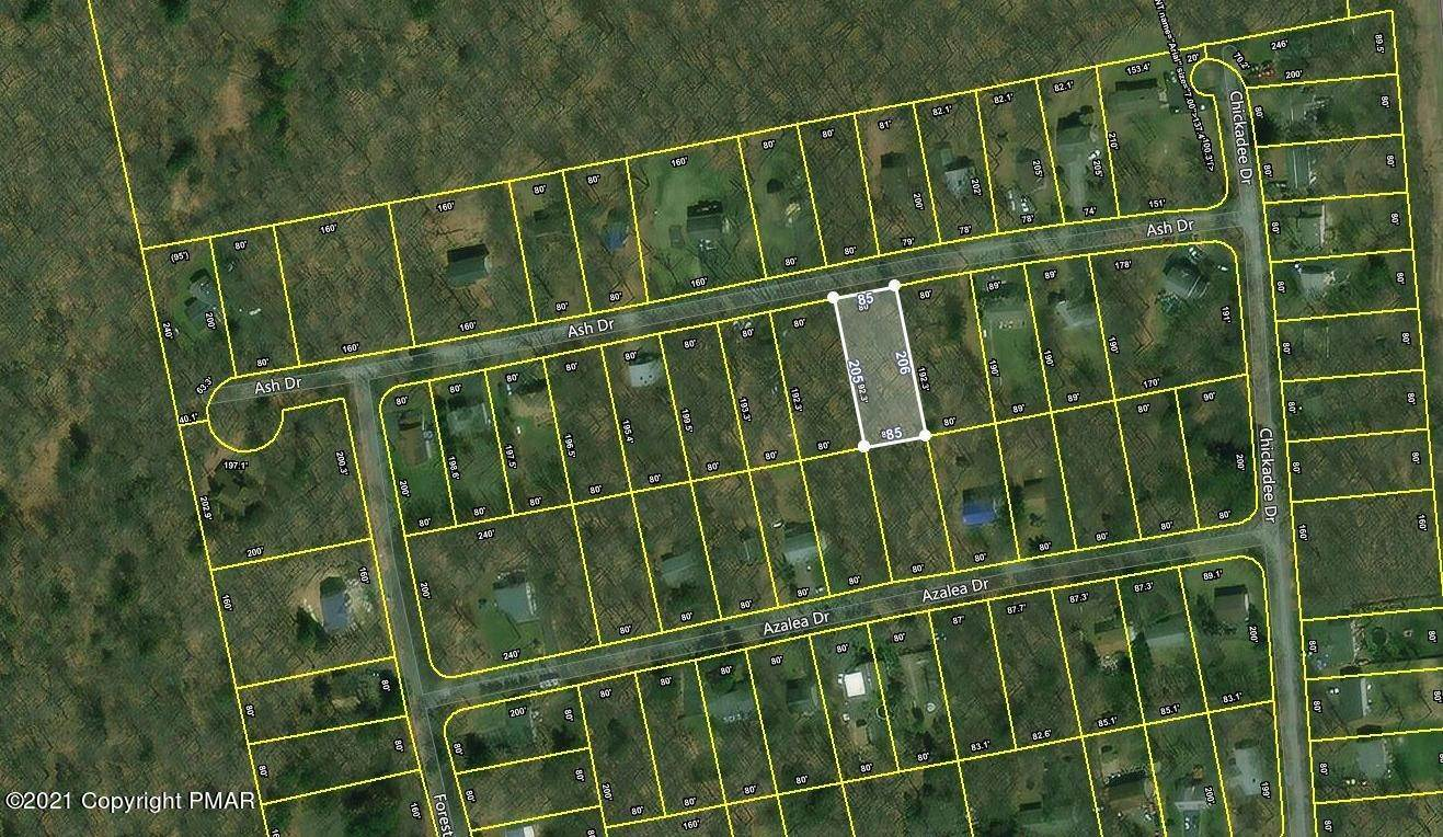 Land for Sale at 409 Ash Dr Pocono Summit, Pennsylvania 18346 United States