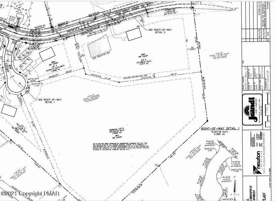 2. Land for Sale at 3611 Rip Ct Slatington, Pennsylvania 18080 United States
