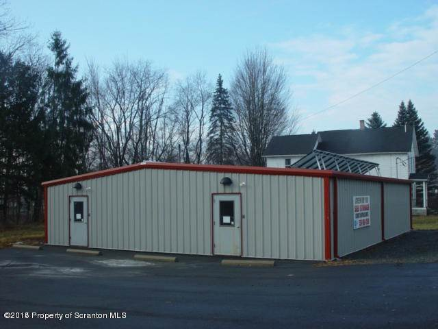 Commercial for Sale at 180 Brooklyn St Carbondale, Pennsylvania 18407 United States