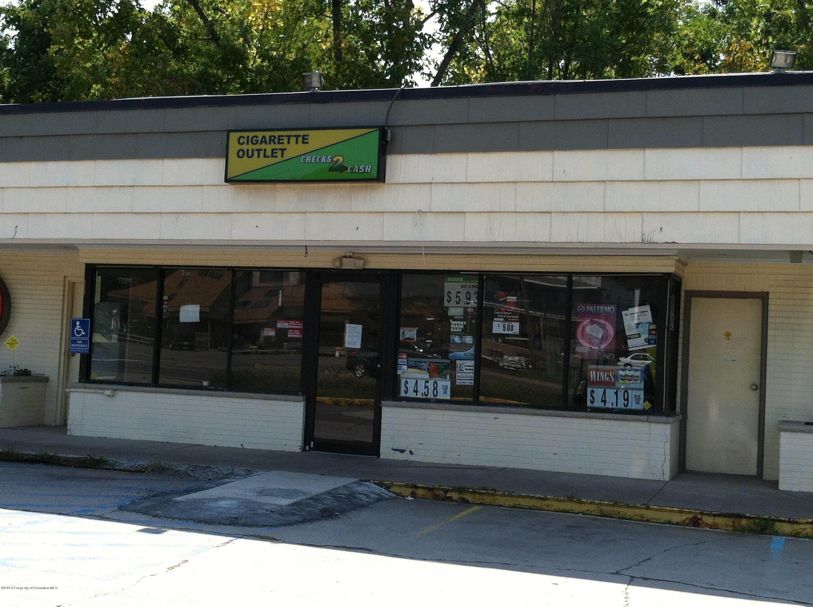 6. Commercial for Sale at 1610 Scr Cdale Hwy Rt 6 Dickson City, Pennsylvania 18519 United States
