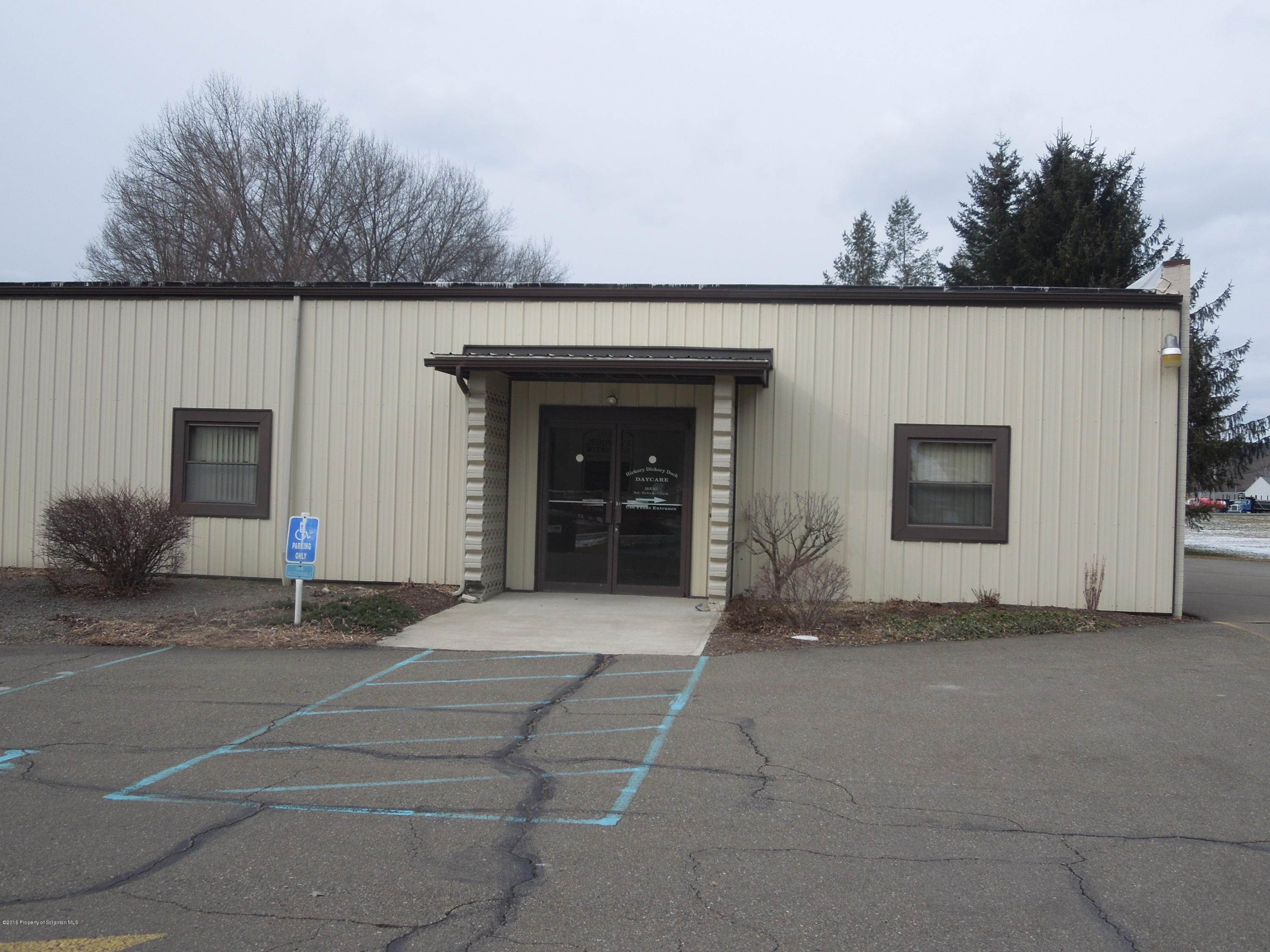 Commercial for Rent at 119 Sr 92 Suite 2 Tunkhannock, Pennsylvania 18657 United States