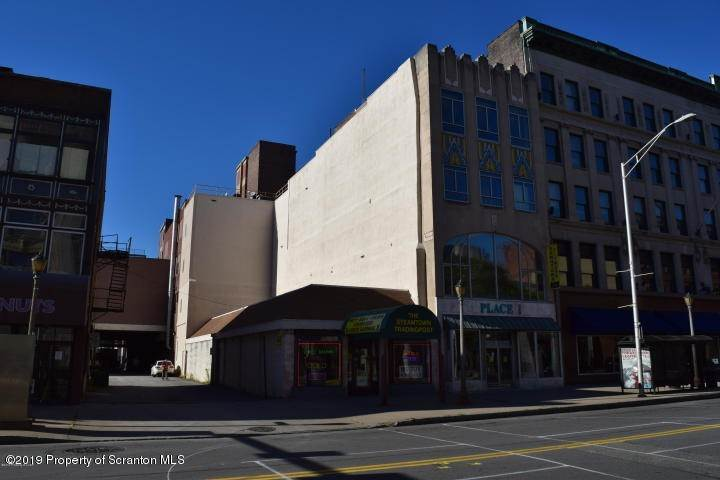 Commercial for Sale at 117 Wyoming Ave Scranton, Pennsylvania 18503 United States