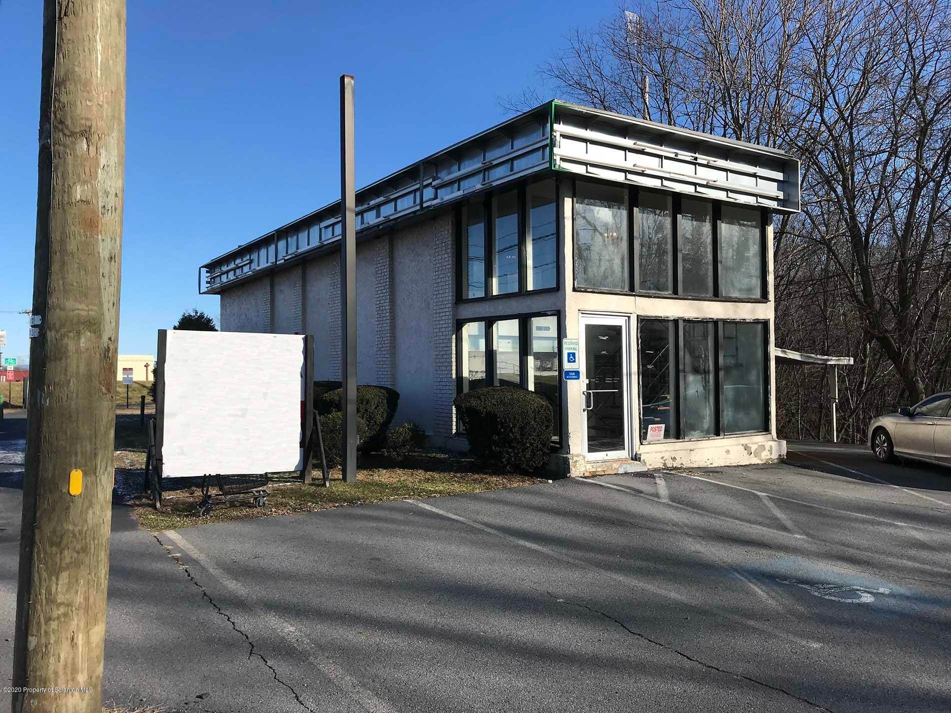 Commercial for Rent at 33 Wyoming Avenue Kingston, Pennsylvania 18704 United States