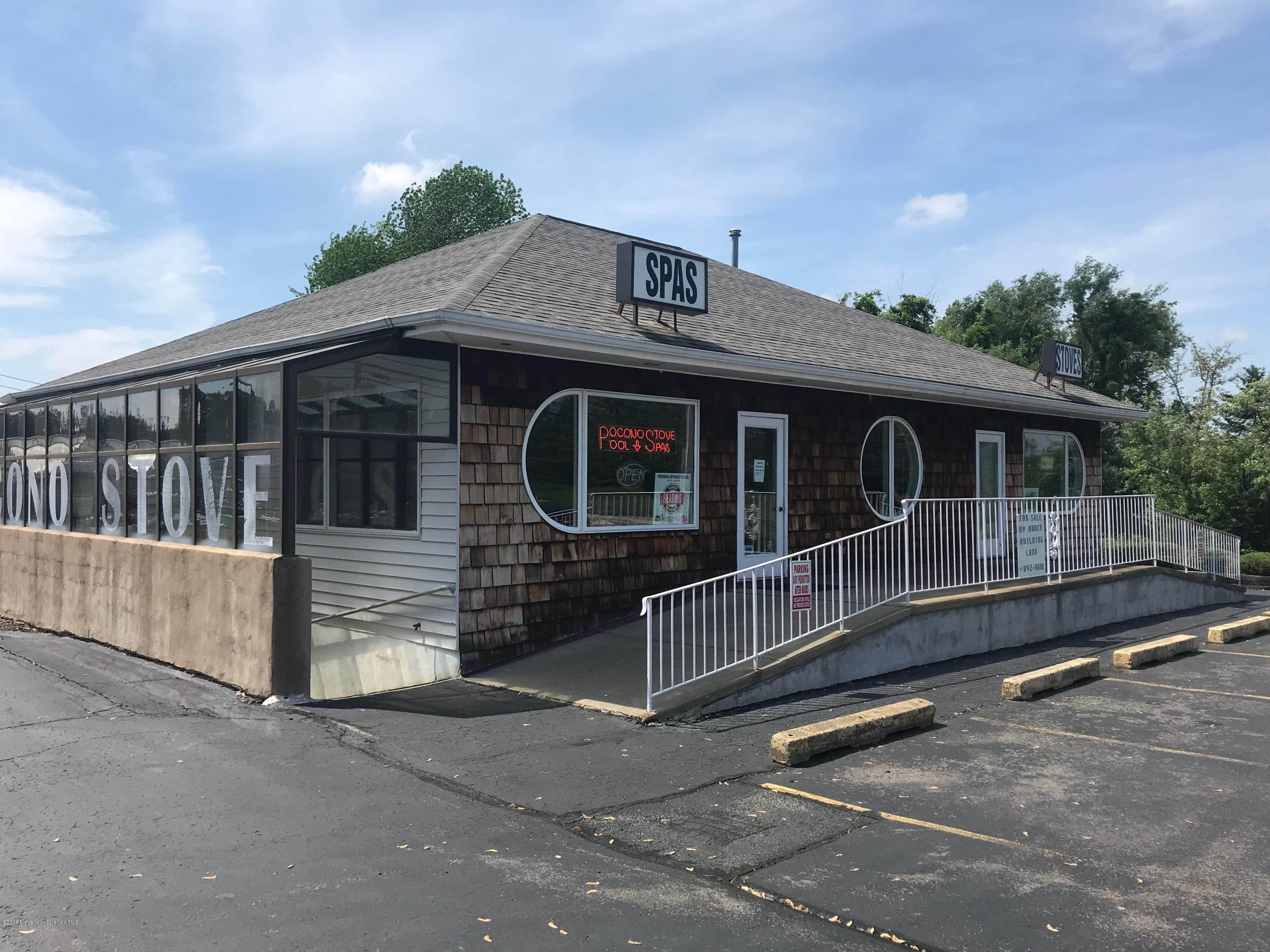 2. Commercial for Sale at 897 Drinker Turnpike Covington, Pennsylvania 18444 United States
