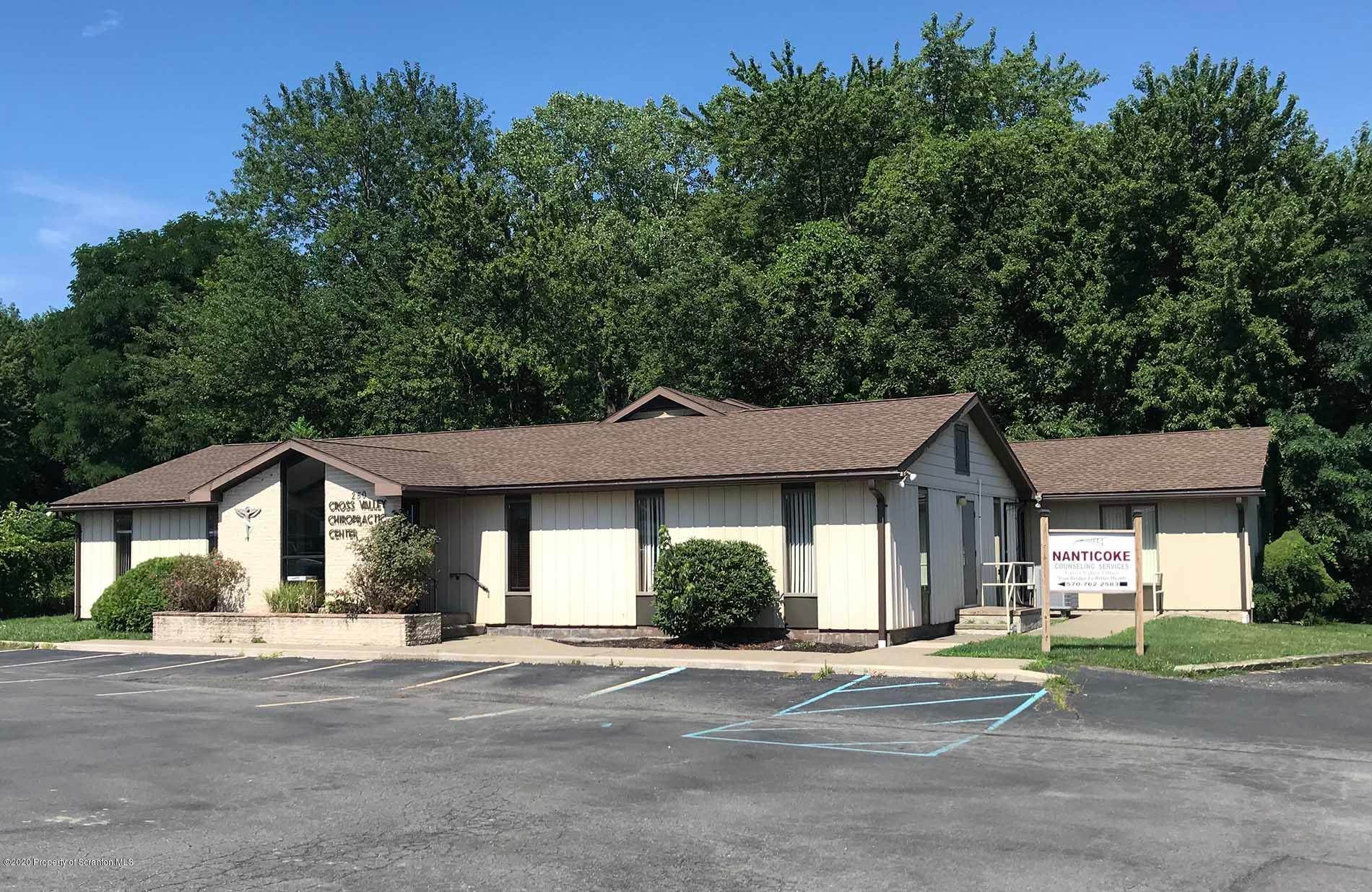 Commercial for Sale at 250 River Street Plains, Pennsylvania 18705 United States