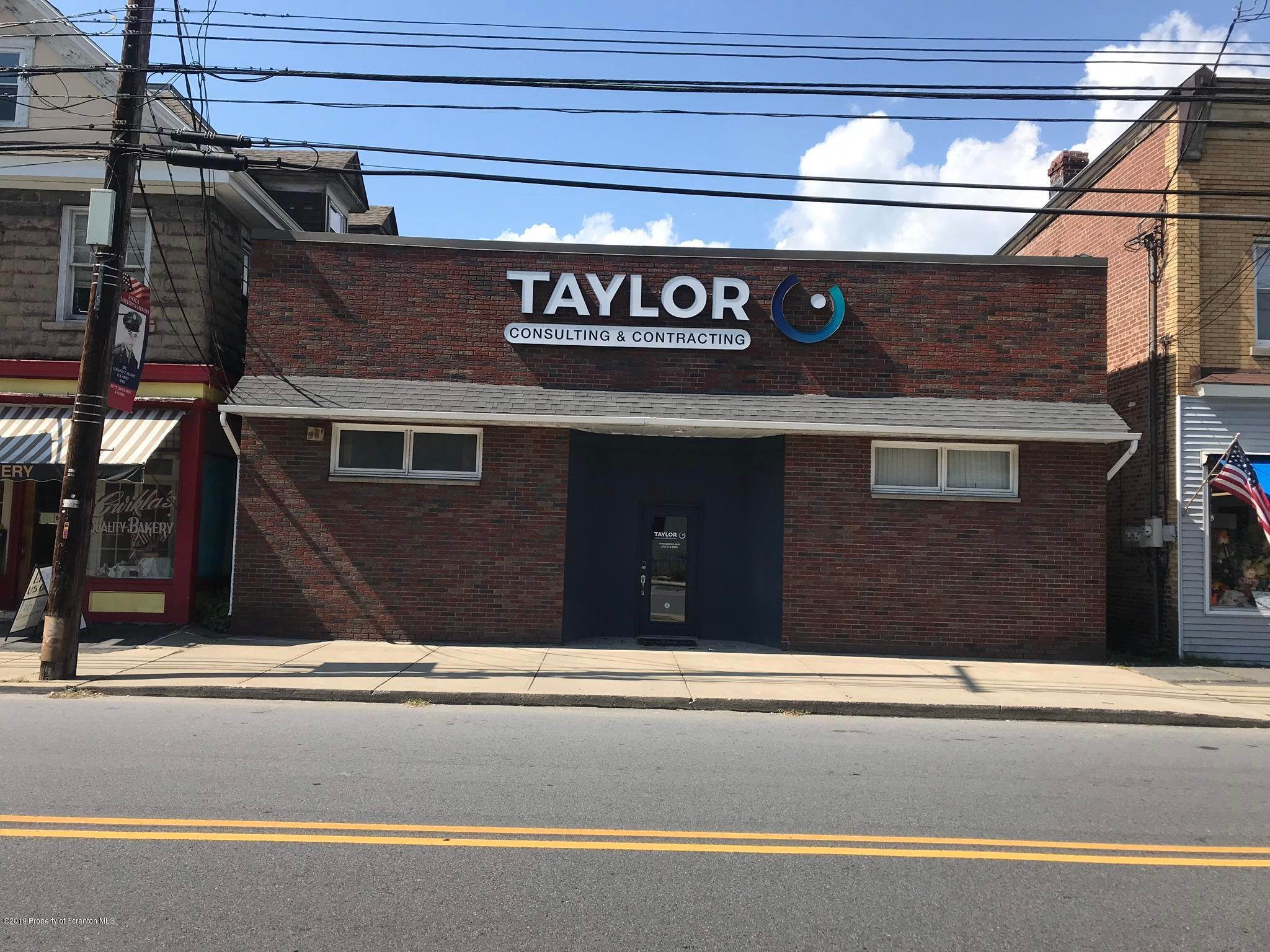 Commercial for Rent at 625 Main St Avoca, Pennsylvania 18641 United States