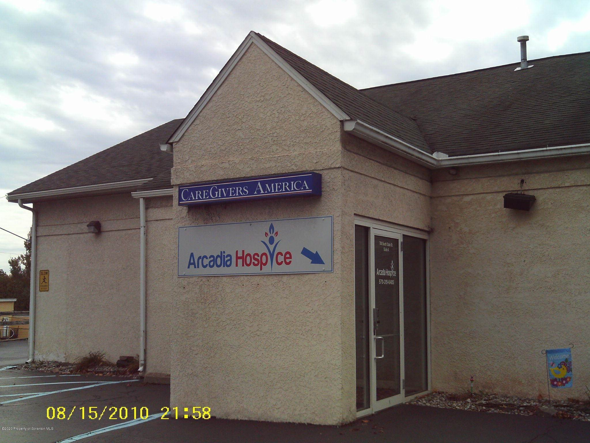 Commercial for Rent at 700 State St Clarks Summit, Pennsylvania 18411 United States