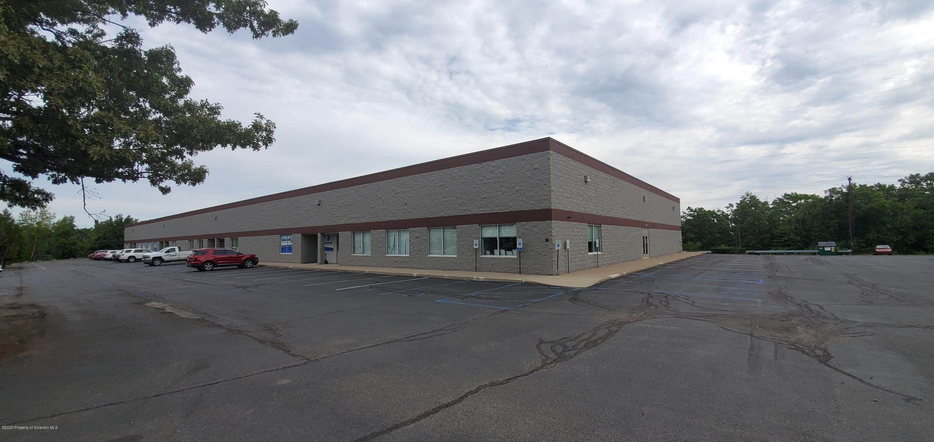 Commercial for Rent at 769 Keystone Industrial Park Rd Throop, Pennsylvania 18512 United States