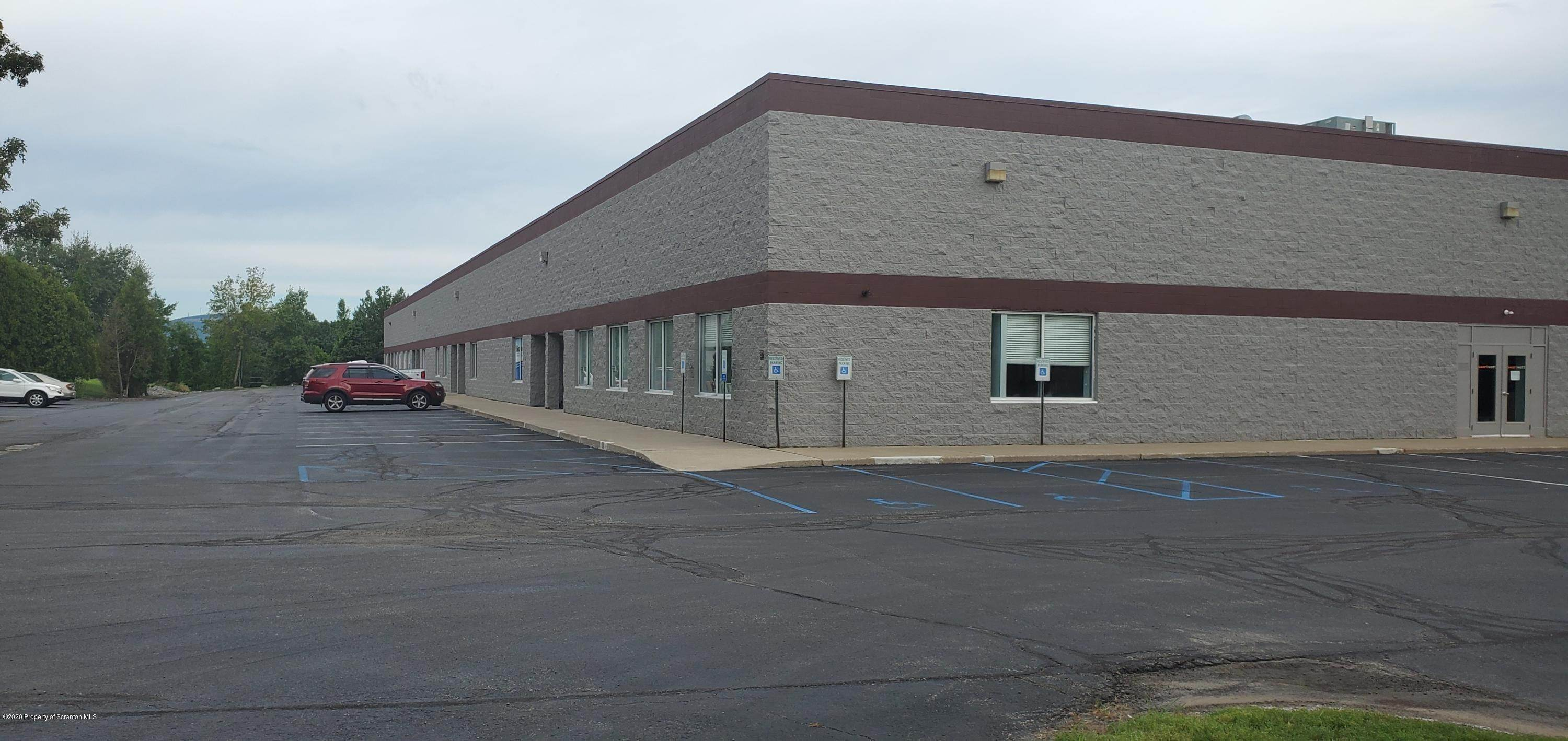 2. Commercial for Rent at 769 Keystone Industrial Park Rd Throop, Pennsylvania 18512 United States