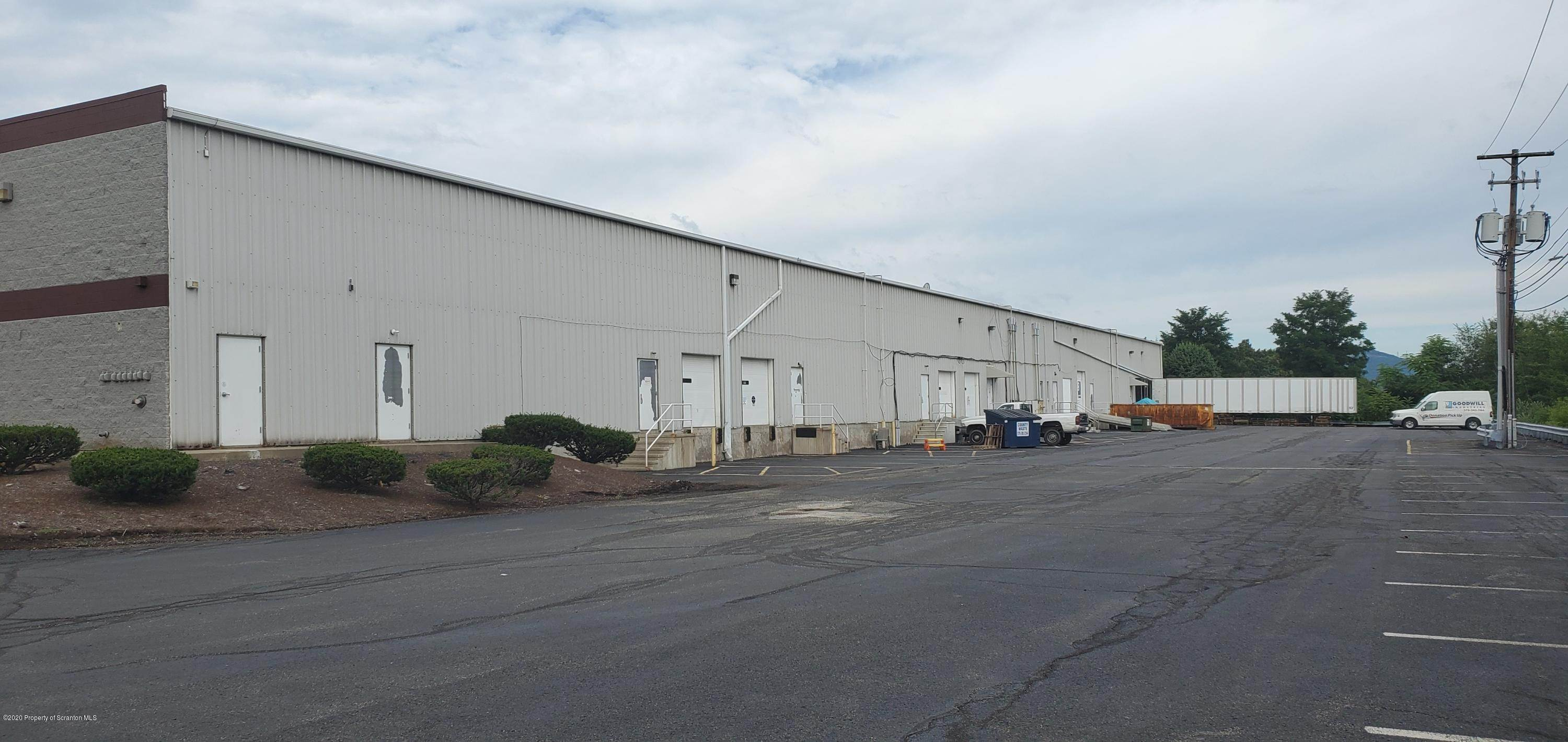 3. Commercial for Rent at 769 Keystone Industrial Park Rd Throop, Pennsylvania 18512 United States