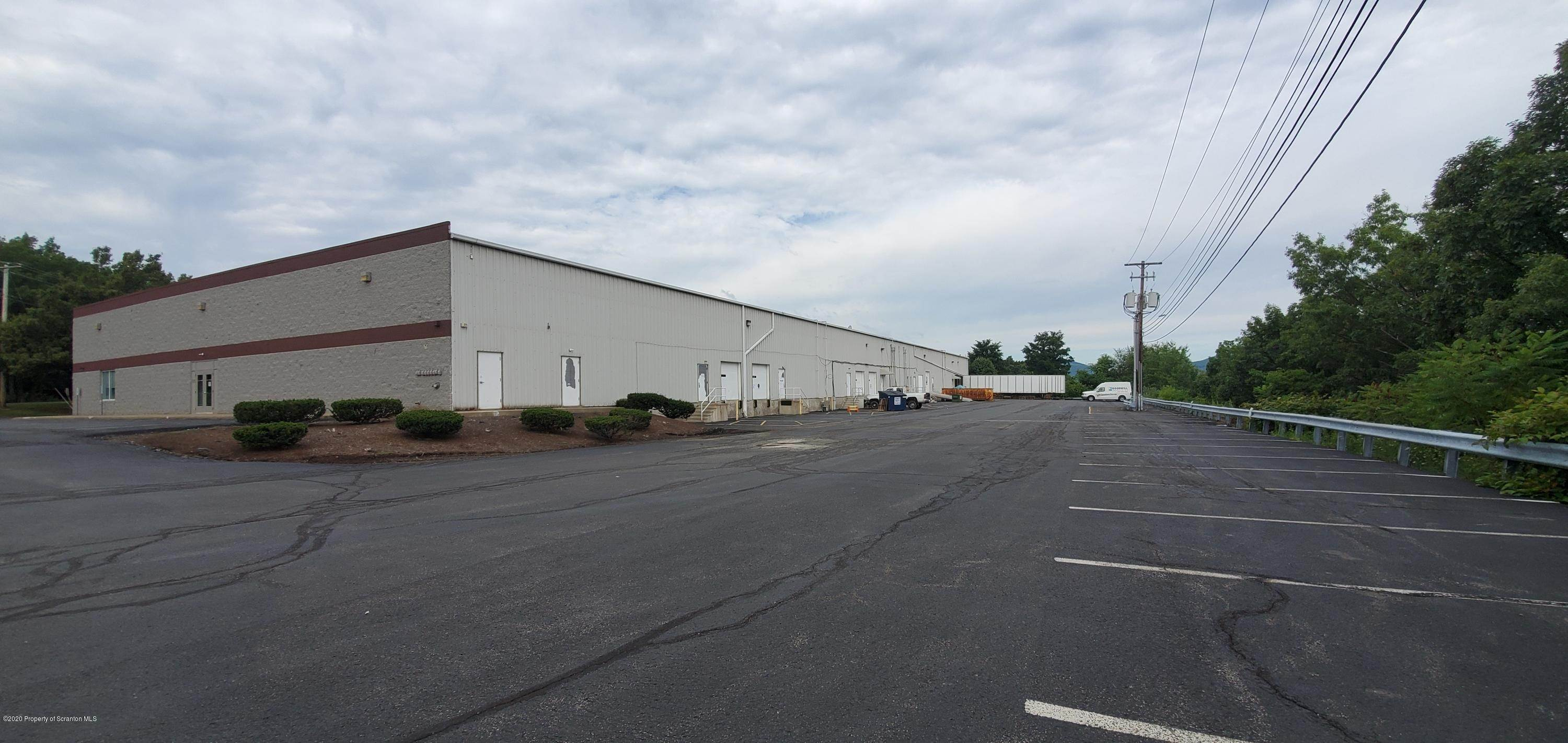 4. Commercial for Rent at 769 Keystone Industrial Park Rd Throop, Pennsylvania 18512 United States