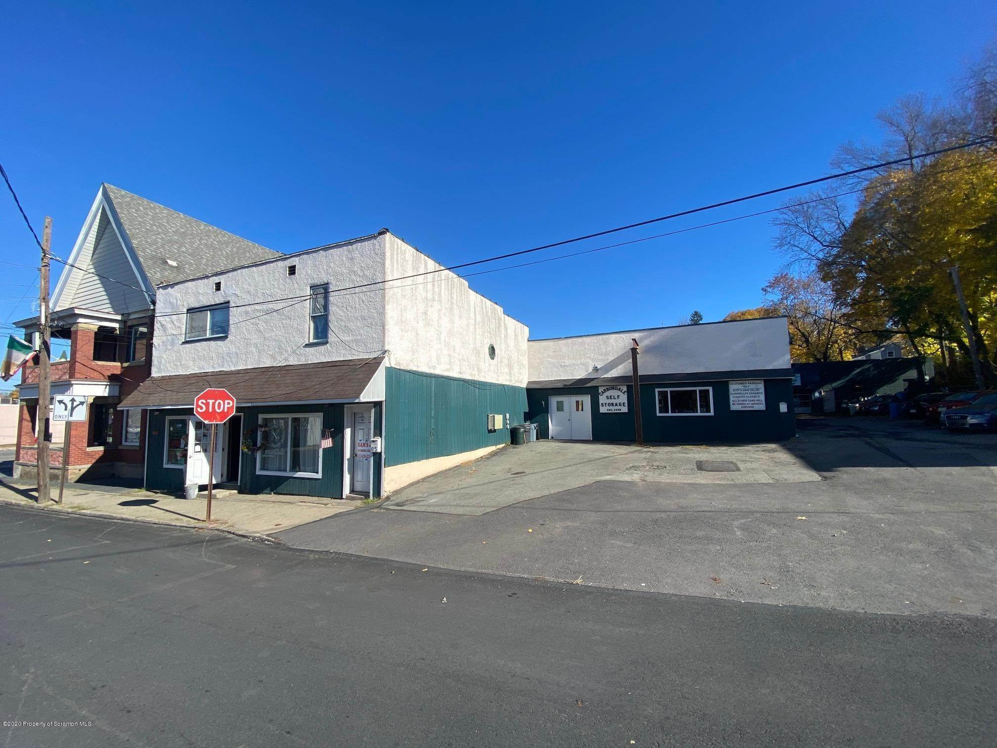 Property for Sale at 85 Main St Carbondale, Pennsylvania 18407 United States