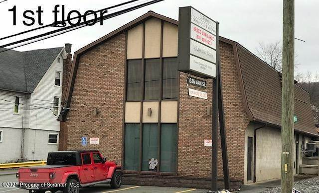 Commercial for Rent at 1536-1540 1540 Main St Peckville, Pennsylvania 18452 United States