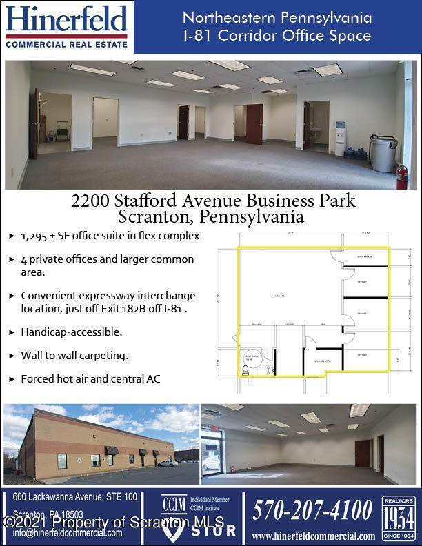 2. Commercial for Rent at 2200 Stafford Ave Scranton, Pennsylvania 18505 United States