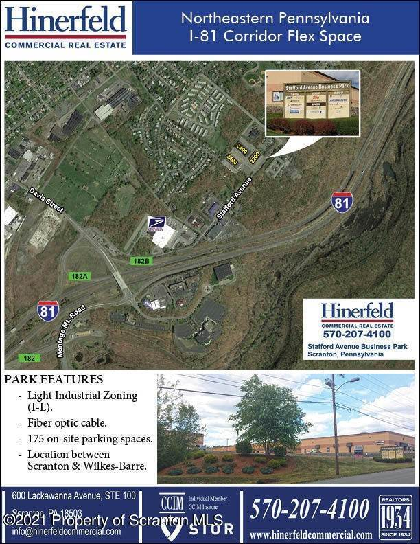 3. Commercial for Rent at 2200 Stafford Ave Scranton, Pennsylvania 18505 United States