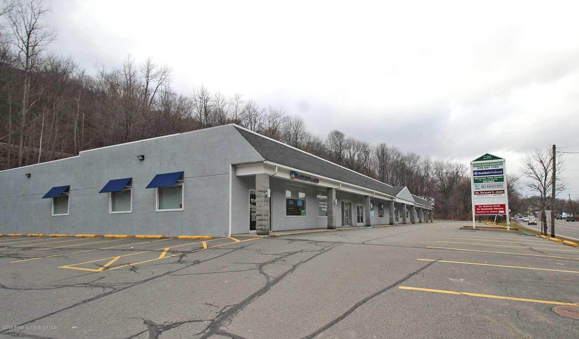 Commercial for Rent at 239 Northern Boulevard, Suite 5 South Abington Township, Pennsylvania 18411 United States