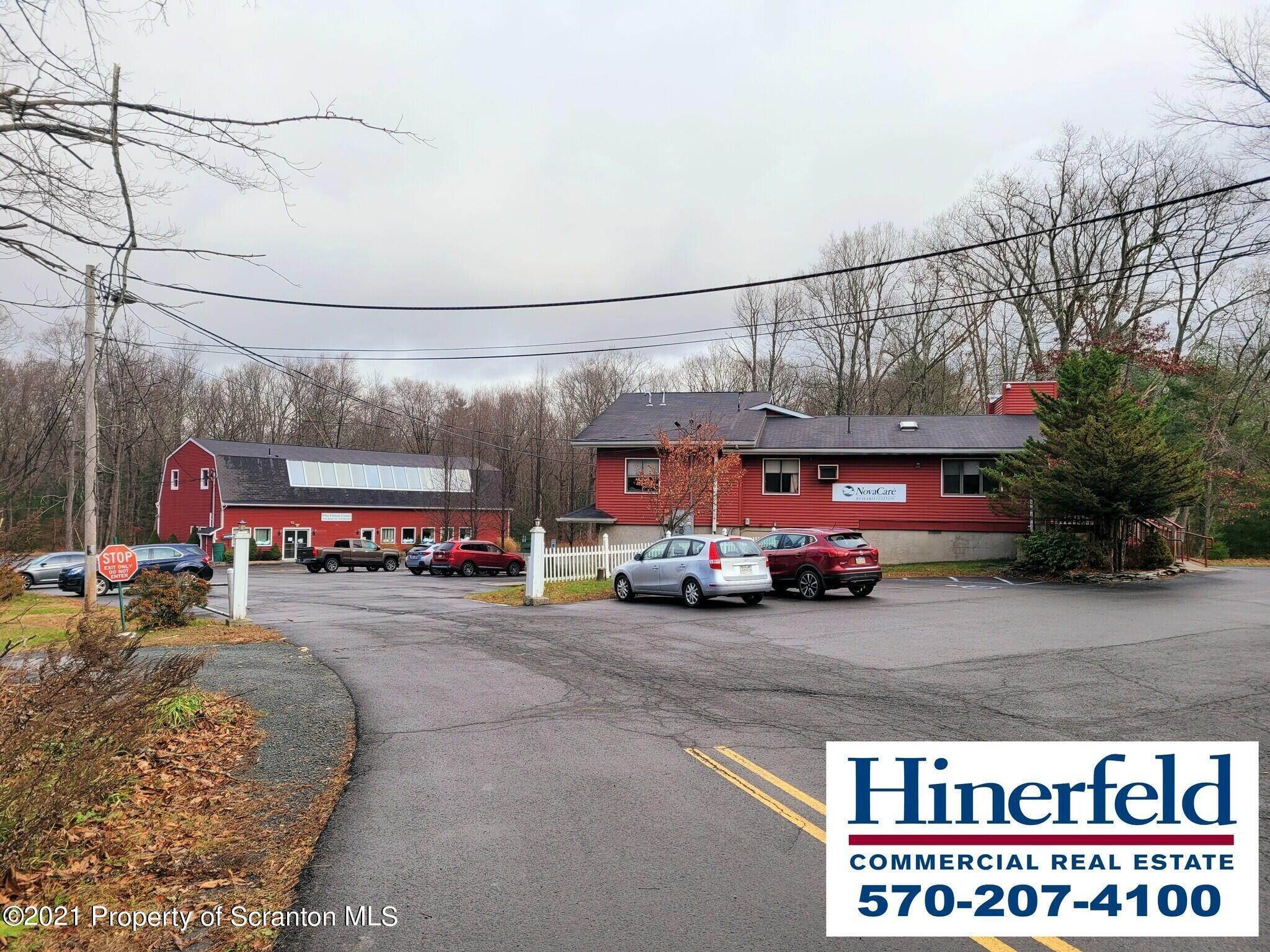 Commercial for Sale at 1346 Route 739 Dingmans Ferry, Pennsylvania 18328 United States