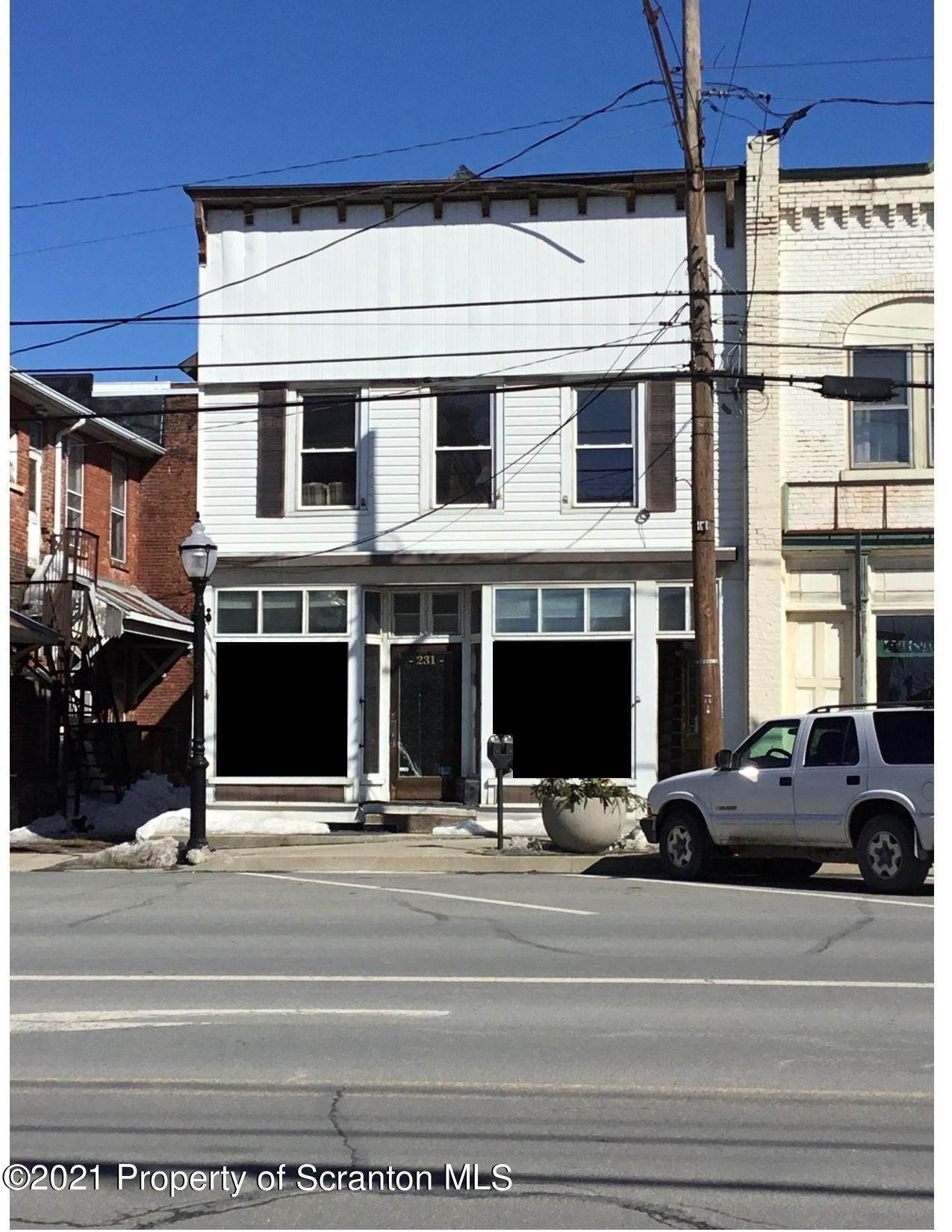 2. Commercial for Sale at 231 Church St Montrose, Pennsylvania 18801 United States