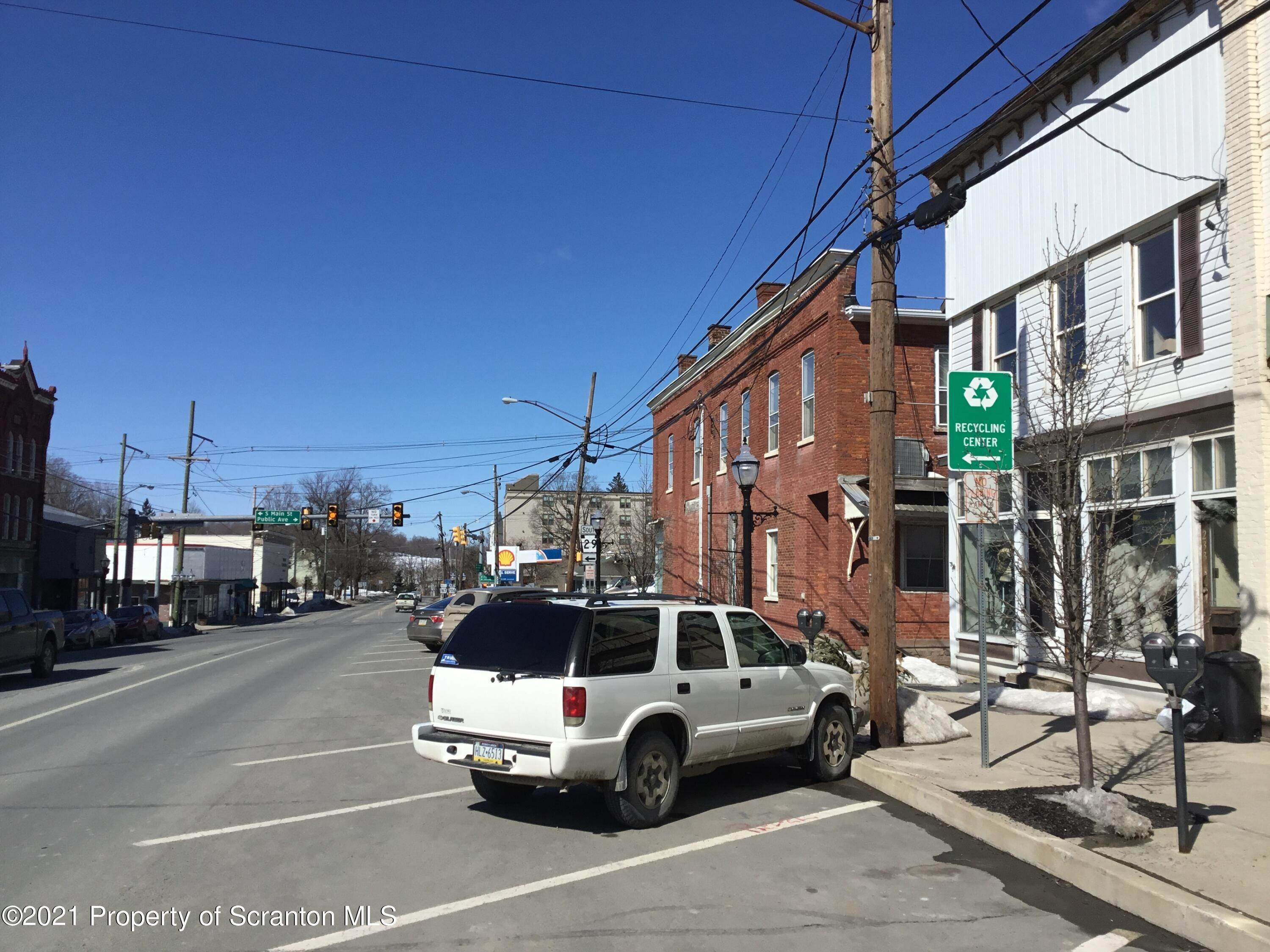 4. Commercial for Sale at 231 Church St Montrose, Pennsylvania 18801 United States